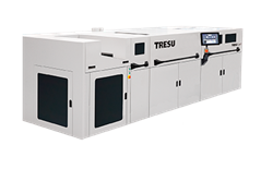 TRESU iCoat II: Leaping up to a new level of coating for short-run print jobs